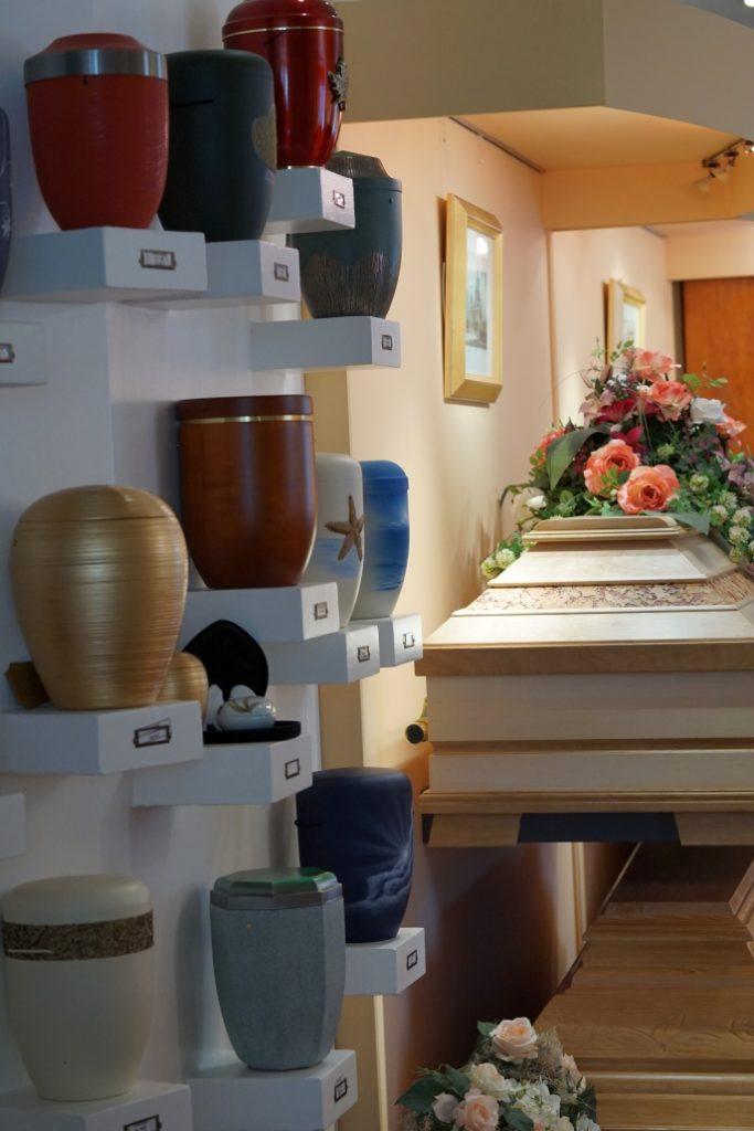 Bestatter in Berlin - Bestattungshaus Werner Peter - Urne kaufen