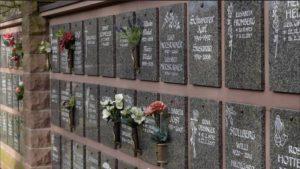 Bestattung Berlin - Urnenwand - Bestattungshaus Werner Peter OHG - Bestattungsarten - Feuerbestattung